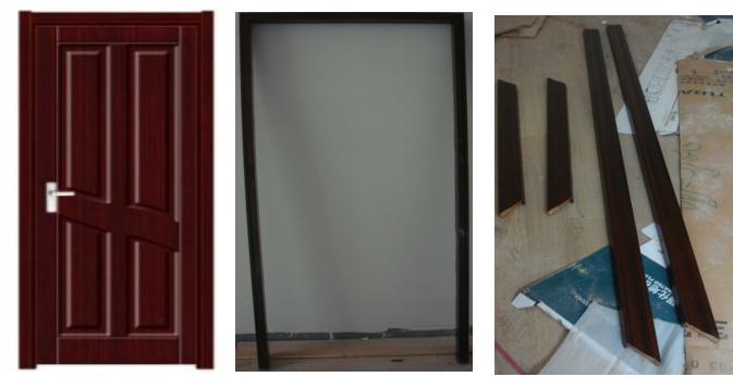 兔漆木门结构