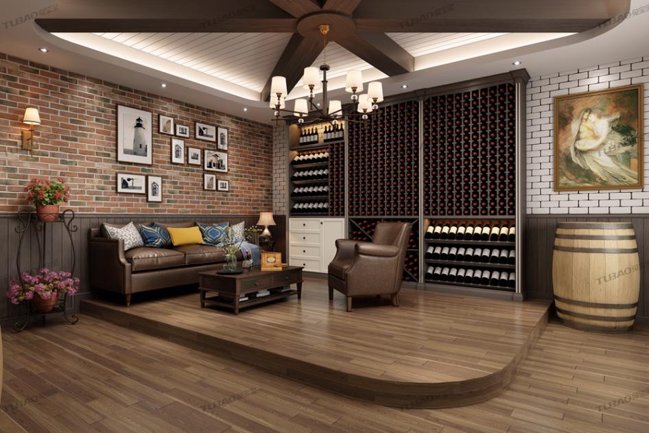 全屋定制十大品牌酒窖