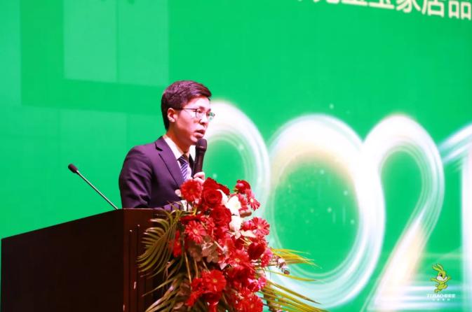 德华兔宝宝品牌建设中心副总监闻国涛先生